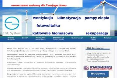 TGE Instal Sp. z o.o. - Wentylacja i rekuperacja Rakszawa