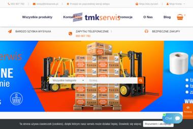 TMK Serwis - Opakowania Kosmetyczne Lublin