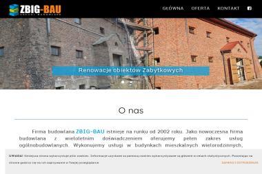 Zbig-Bud - Budowa domów Hrubieszów