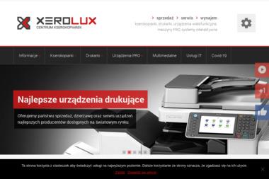 Xerolux Sylwia Chorązka - Plotery Mielec