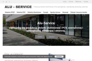 "P.P.M.""Alu-Service"" - Sprzedaż Okien Bielsko-Biała"