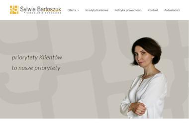 Sylwia Bartoszuk Kancelaria Adwokacka - Adwokat Karnista Kraków