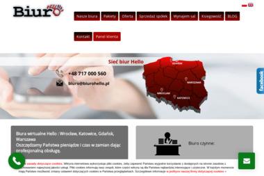 BIURO HELLO Wrocław - Biuro do wynajęcia Wrocław