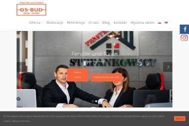 DS BUD - Stolarka Aluminiowa Szczecin
