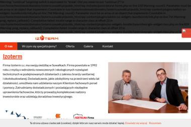 IZOTERM s.c. Usługi Instalacyjne - Alternatywne Źródła Energii Suwałki