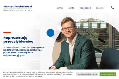 Kancelaria Doradztwa Podatkowego Mariusz Przyborowski - Sprawy procesowe Bydgoszcz