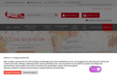 LECH-POL Spółka Jawna D.J.Ł.E. Lechowicz - Sklepy Internetowe Jędrzejów