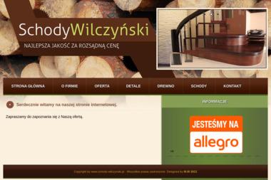 Schody Wilczyński - Schody Stalowe Szprotawa
