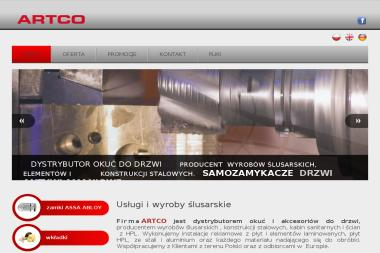 ARTCO - Drzwi Warszawa