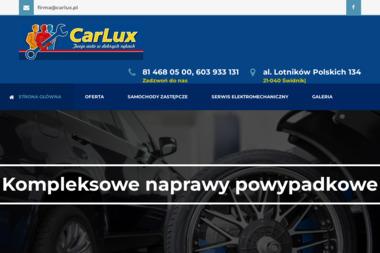 CarLux Sp. z o. o. - Wypożyczalnia samochodów Świdnik