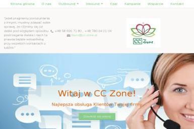 CC ZONE - Call Center Gdańsk