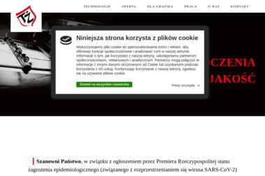Drukarnia TZ - Druk katalogów i folderów Wrocław