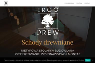 Przedsiębiorstwo Produkcyjne ERGO-DREW Leszek Król - Schody metalowe Zławieś Wielka