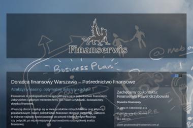 FINANSERWIS - Faktoring Konstancin-Jeziorna