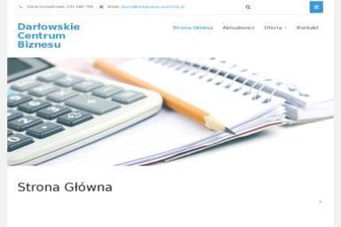 Darłowskie Centrum Biznesu - Dotacje Unijne Darłowo
