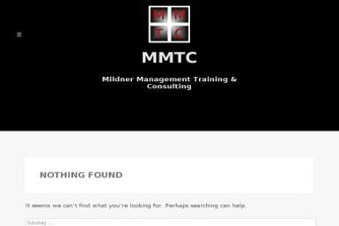 MMTC MILDNER MANAGEMENT Training & Consulting - Dotacje na Rozpoczęcie Działalności Mysłowice