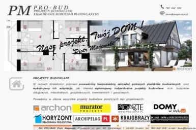 PM Pro - Bud - Firma Dekarska Słupca