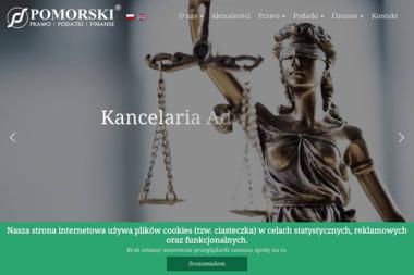Kancelaria Podatkowa Pomorski - Adwokat Płock