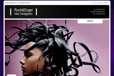 Roch&Engel - Usługi kosmetyczne i fryzjerskie Bydgoszcz