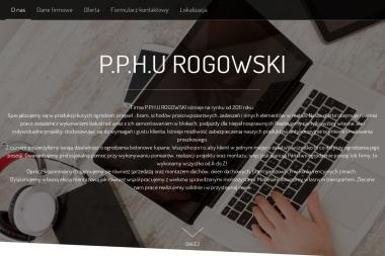 P.P.H.U Rogowski Mariusz Rogowski - Firmy inżynieryjne Łomża