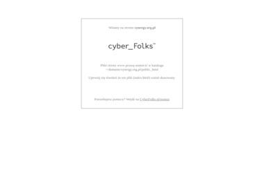 Synergy Sp. z o.o. - Kurs Kwalifikacyjny Rzeszów