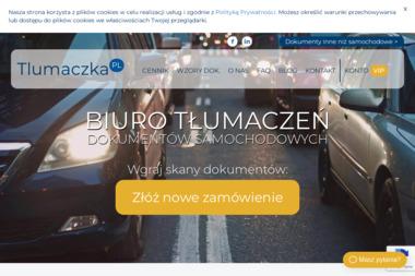 Tlumaczka.pl - Tłumacze Puszczykowo
