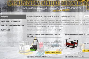 AUTO-TRANS Łukasz Wróbel - Usługi Inżynieryjne Świdnica