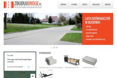 Zbudujdroge.pl Teleelektronika - Firmy budowlane Cieplewo