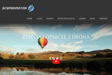 Zdjecia-filmy-lotnicze - Agencja interaktywna Dzierżoniów