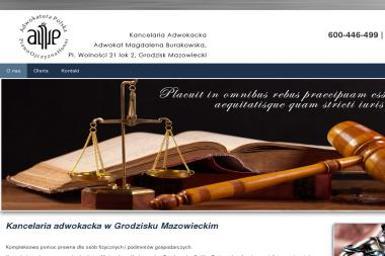 Burakowska Magdalena Kancelaria Adwokacka - Pomoc Prawna Grodzisk Mazowiecki