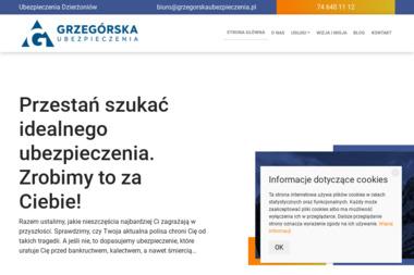 Biuro Ubezpieczeń Beata Grzegórska - Ubezpieczenia Emerytalne Dzierżoniów