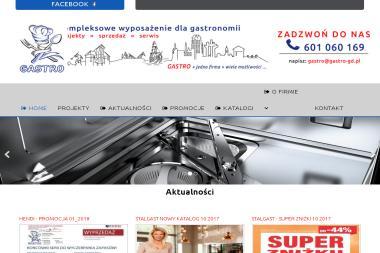 Gastro Iwona Grudzień - Zaopatrzenie lokali Gdańsk