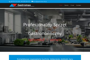 Gastromax Mariusz Konstanciuk - Maszyny i urządzenia różne Zielona Góra