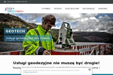 """Usługi Geodezyjne """"GEOTECH"""" Marek Piechocki - Budowanie Legnica"""