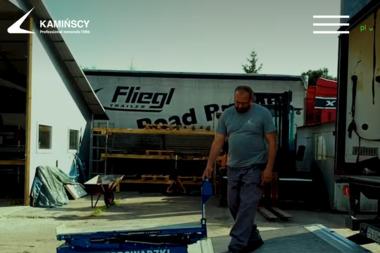 KAMIŃSCY Firma Transportowo - Usługowa - Transport Bagażowy Międzynarodowy Poznań