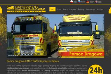 P.U.H Kam-Trans Kamil Rokosz - Transport Krajowy Ocieka