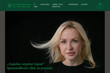 Anna Przywara Kancelaria Radcy Prawnego - Radca prawny Kalisz