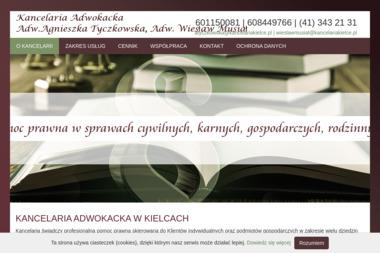 Kancelaria adwokacka adwokat Tyczkowska Agnieszka - Adwokat Kielce