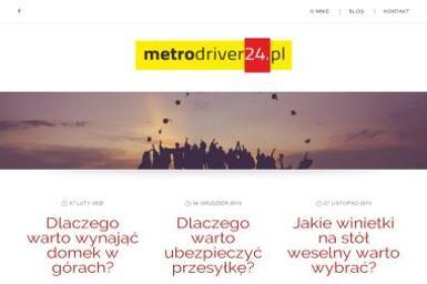 MetroDriver - Przewozy Pruszków