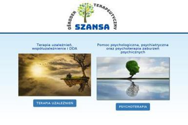 Ośrodek Terapeutyczny SZANSA S.C. - Terapia uzależnień Gorzów Wielkopolski