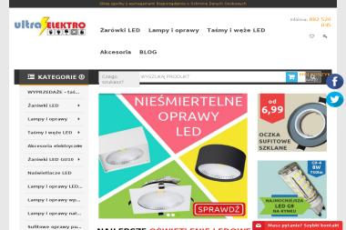 Ultra-elektro.pl - lepsze niż doodler 3D - Halogeny Racibórz