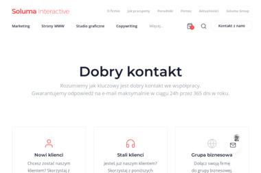 Witold Sutkowy wisu.pl - Projektowanie Stron Internetowych Lelkowo
