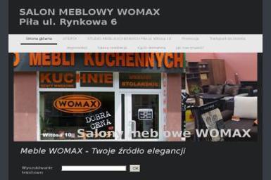 Womax Sklep Meblowy - Meble do salonu Piła