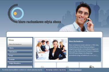 Biuro Rachunkowe Edyta Oboza - Biuro rachunkowe Nowy Sącz