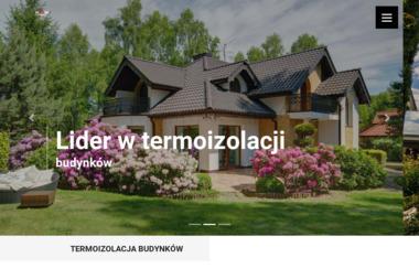 PHU JAMMAK Sebastian Bębniarz - Ocieplanie Pianką PUR Kaniów