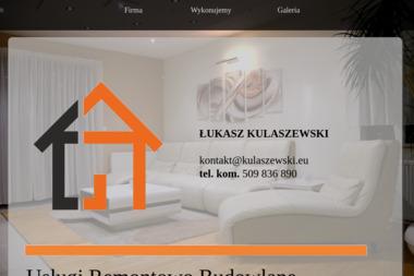 Usługi Remontowo Budowlane - Remonty biur Szczecin