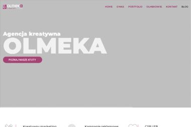 Olmeka Creation House - Branding Warszawa