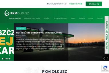 Przedsiębiorstwo Komunikacji Miejskiej Sp. z o.o. - Gaz lpg Olkusz