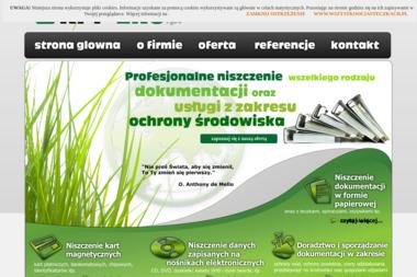 RPP- EKO - Przetwarzanie odpadów Tarnów