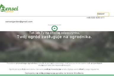 Sensei Garden - Ogrody Zimowe Legnica